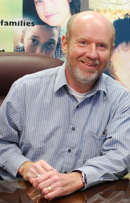 Executive Director Bryan K. Blankenship, PhD