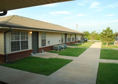 housing_hickory ridge exterior