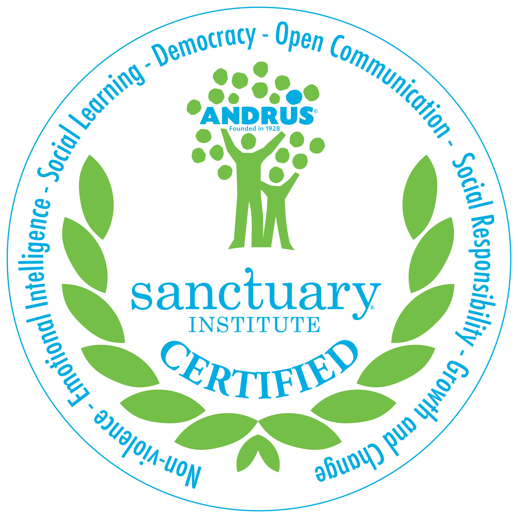 Sanctuary Institute Certified