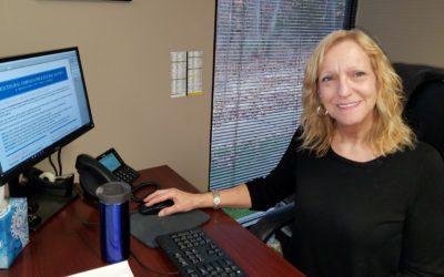 Meet Cathy Olberding