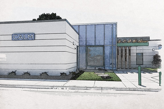 CALM Center Unveils New Renovations